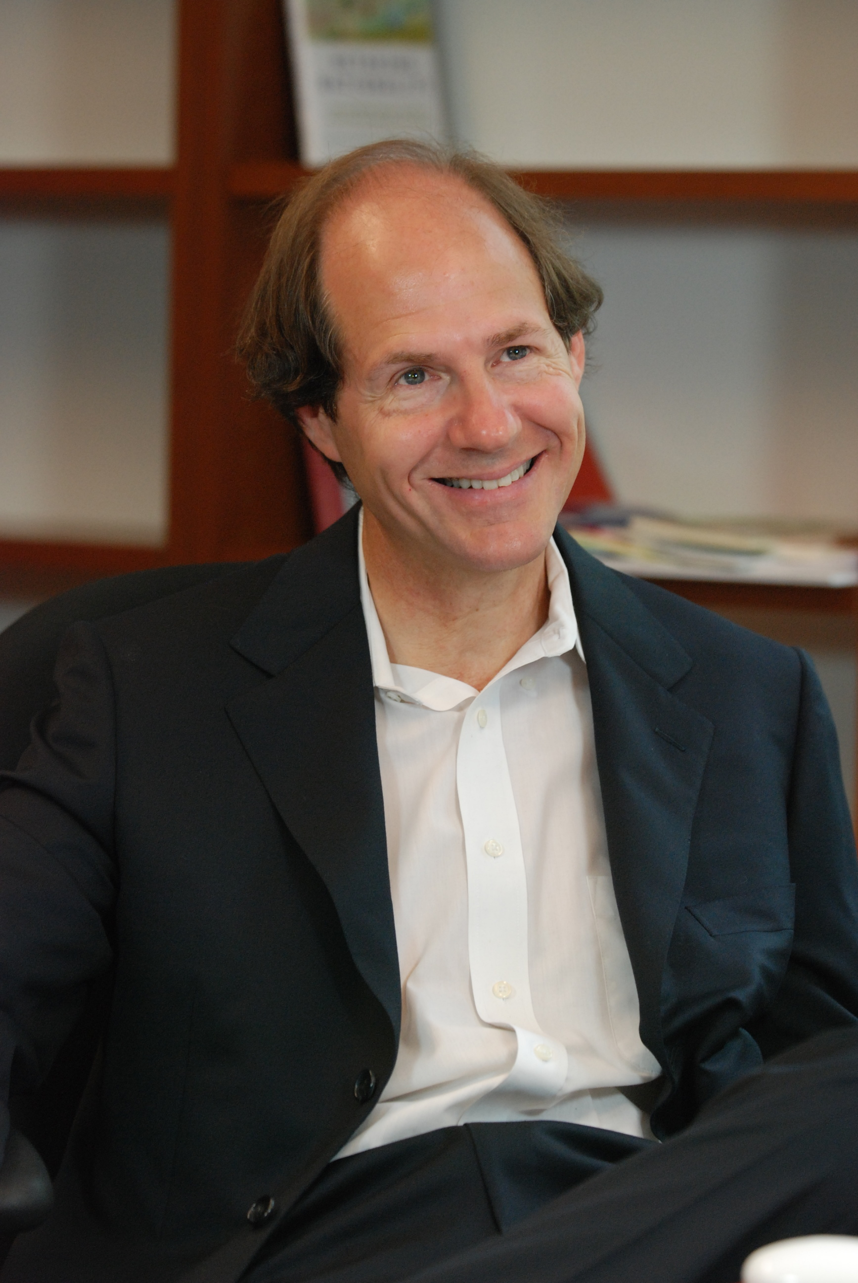 Cass Sunstein, foto: Phil Farsworth.