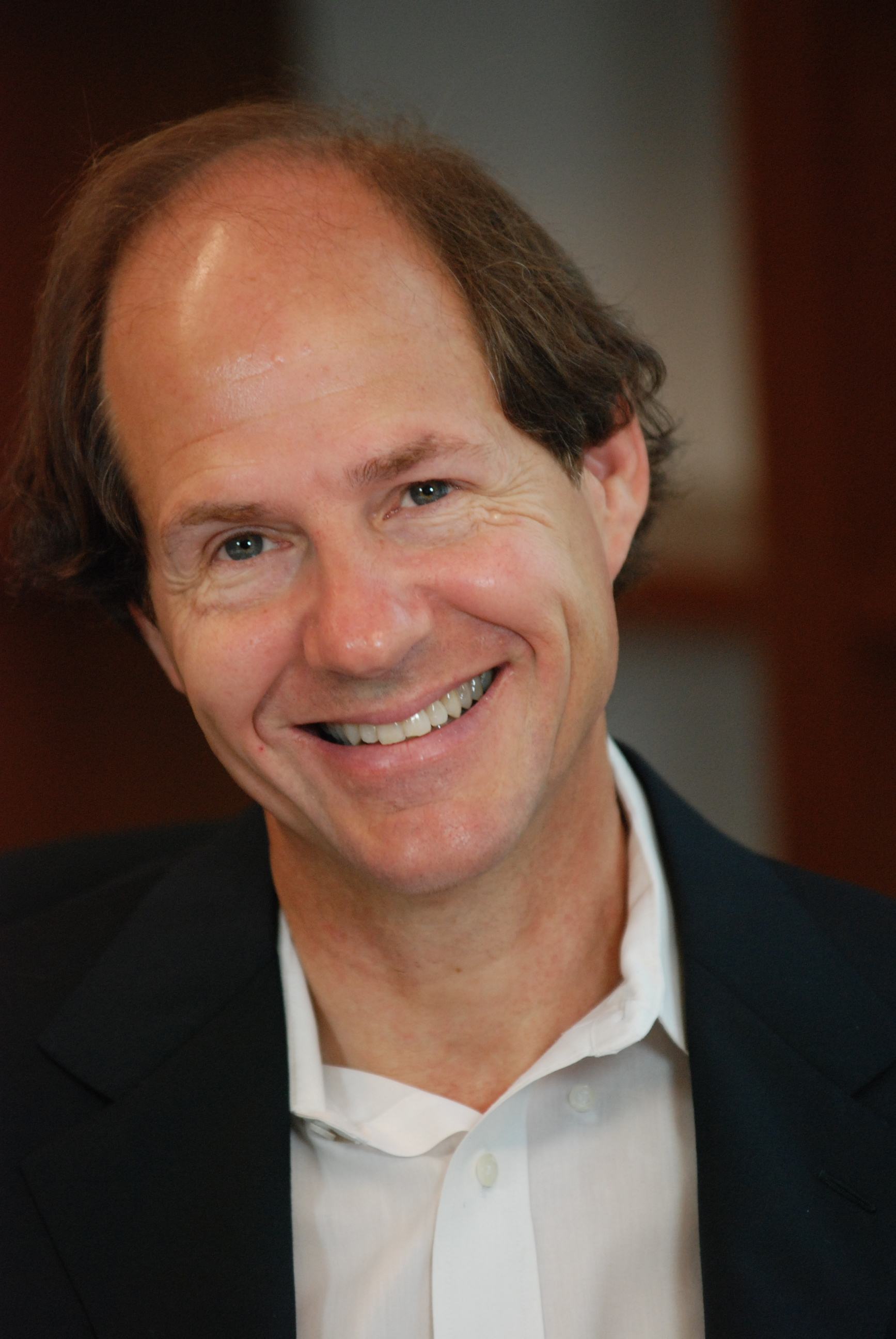 Cass Sunstein, by Phil Farsworth