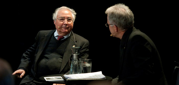 Manuel Castells and Knut Helland