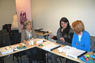 Diskusjon på Holbergprisen i skolens lærerseminar 2011