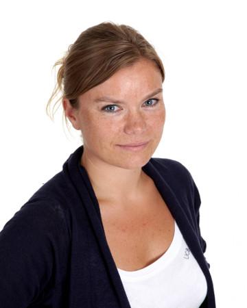 Ingvild Almås