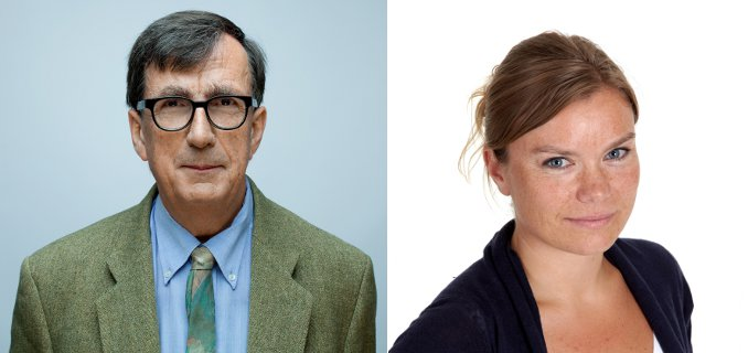 Bruno Latour & Ingvild Almås