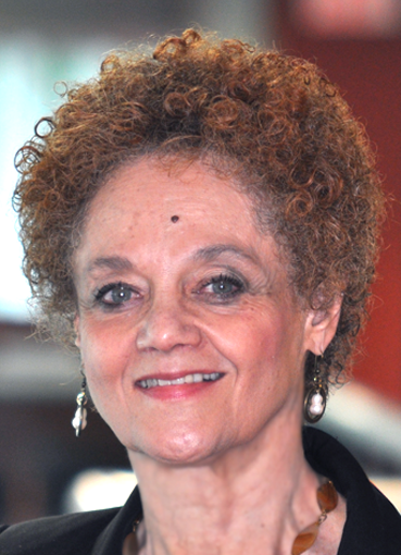 Kathleen Cleaver portrait