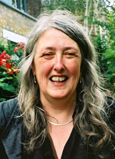 Mary Beard Portrait